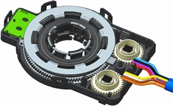 The Benefits of Contactless Torque and Position Sensing for EPS