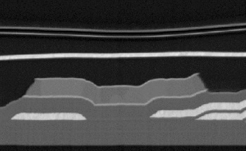 Using a Plasma FIB-SEM for Extra Large Area Cross-Section in an OLED Display