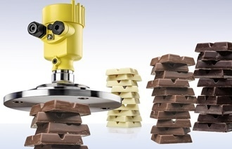 Precise Level Measurement for High-Quality Chocolate Production