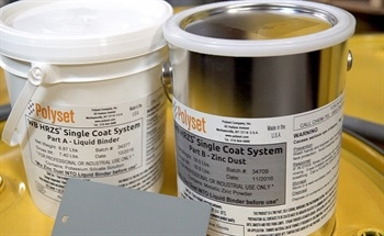 Industrial uses of WaterBorne, High Ratio Zinc Silicate Coating Systems
