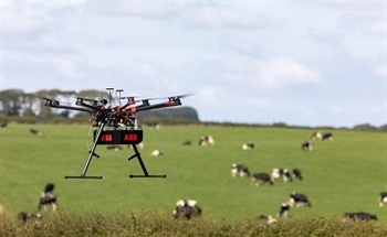 Detection of Natural Gas Leaks Using ABB's Methane Analyzers on Unmanned Aerial Vehicles