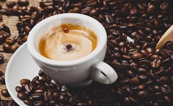 Why the Modification of Caffeine is Influenced by Compression