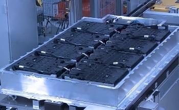 Characterizing Li-Ion Battery Performance with XRD