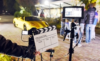 Capturing Action Films with High-Power Servo Drives