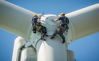 Controlling the Motors in Wind Turbines