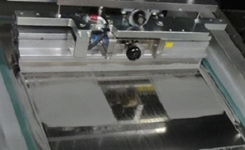 Surface Mounting Technology Using a Specialized Solder Mixer
