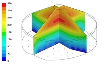 Nitrogen Inerting for Fire Suppression in Biomass Storage