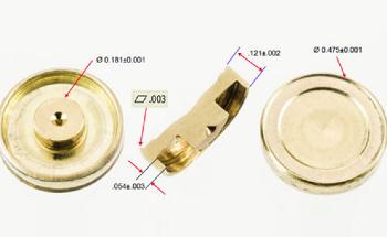 Manufacturing Micro Automotive Pressure Regulator Pins