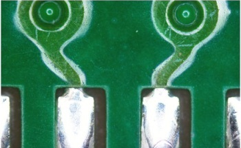 Inspecting the Solder Wettability of Mounting Components