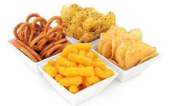 Oil, Moisture and Seasoning Measurement in Snack Foods with NIR