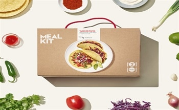 Convenience Meal Kits Processed Using Heat Transfer Fluid