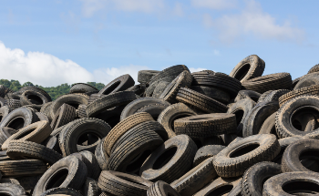 Reducing Vehicle Tire Wastage with Space Blue's Graphene Solutions