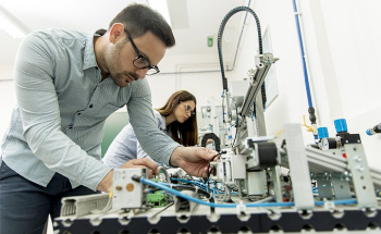 Measuring Viscosity When Manufacturing Electronic Components