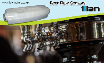 Beer Flow Sensors: Supplying 600,000 to the Beer Industry