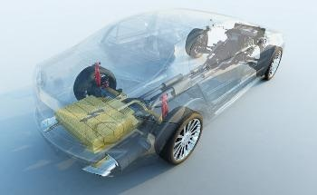 Testing Electric Vehicle Battery Trays