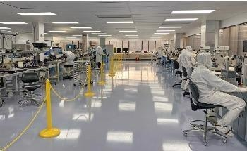 Sheaumann's Semiconductor Laser Diode Cleanroom Buildout