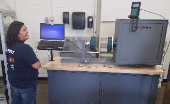 Up-Grading Cincinnati State Technical College Materials Testing Laboratory