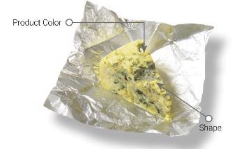 Snack Cheese Production: Improving Product Quality and Consistency with Vision Inspection