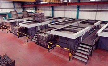 Industrial Aluminium Solution Treatment Ovens