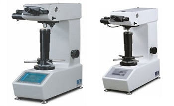 Microhardness, Vickers, and Rockwell Hardness Testing Systems