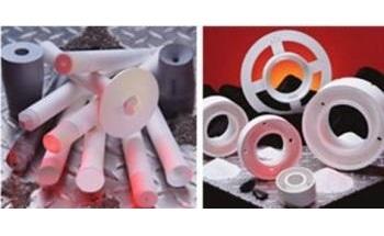 Boron Nitride - Properties and Applications of Grade HP BN Ceramics by Precision Ceramics