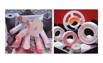 Boron Nitride - Properties and Applications of Grade M and M26 BN Ceramics by Precision Ceramics