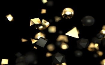 Gold Nanotriangles, Nanohexagons, Nanopolygons (Glucose)
