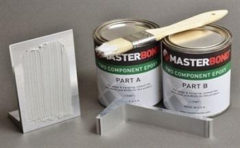 Aluminum Filled Epoxy Adhesive Master Bond EP22 Features Enhanced Machinability