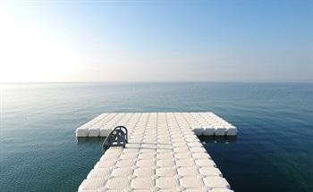 Fibreglass Floating Docks for Containment Pits / Ponds