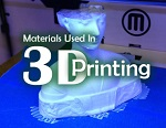 Materials Used In 3D Printing and Additive Manufacturing
