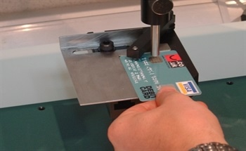 Physical Testing of Smart Cards