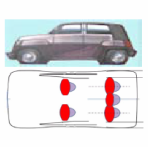 Automotive Vehicle Design Tool for Material Selection