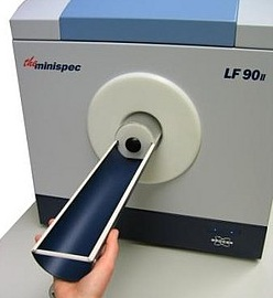 Bruker Minispec TD-NMR Analyzers - LF Series
