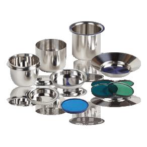 Platinum Labware from XRF Scientific