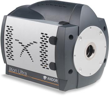 Super-Resolution Microscope Functionality for EMCCD - iXon SRRF-Stream