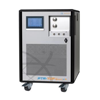 New High-Performance Mass Spectrometer PTR-TOF 6000 X2