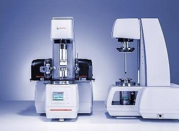 Powder Flow Cells and Powder Shear Cells for the MCR Rheometer
