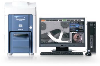 Hitachi TM4000 II Benchtop SEM