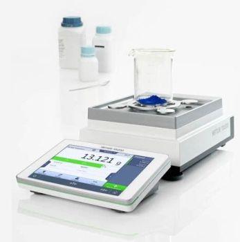 XPR Precision Balances from METTLER TOLEDO