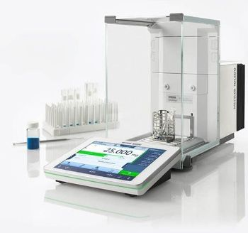 XPR Analytical Balances from METTLER TOLEDO