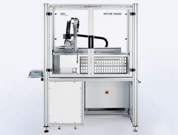 e100 - Robotic Mass Comparator from METTLER TOLEDO
