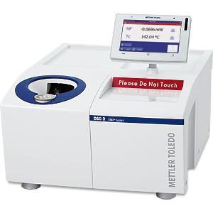 Thermal Analysis System DSC 3 from METTLER TOLEDO