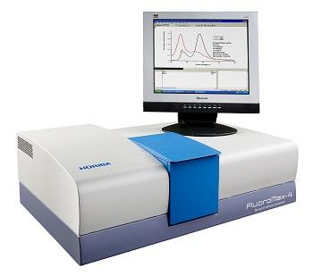 FluoroMax-4 Compact Spectrofluorometer from HORIBA