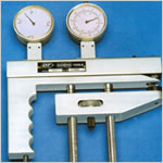 Portable Rockwell Hardness Tester from FIE