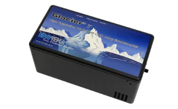 Thermoelectrically-Cooled CCD Spectrometer: Glacier T