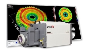 Real-Time Optical System Alignment - DynaFiz from ZYGO