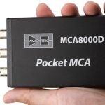 MCA8000D Pocket Multichannel Analyzer from AmpTek