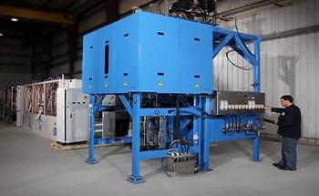 Vertical Conveyor Furnaces from Harper International