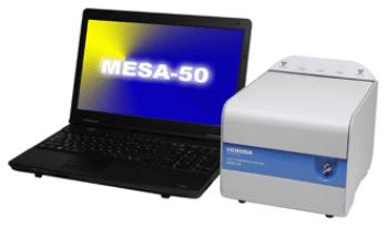 Compact, Fast X-Ray Flourescence Analyzer - MESA-50