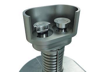 DSC Measurement Sample Pan - Concavus Pan 3in1 Box